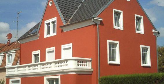 nos r alisations travaux de ravalement de fa ade r alis s par ar peinture pornichet 44. Black Bedroom Furniture Sets. Home Design Ideas