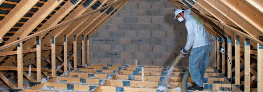 Isolations des combles toiture et façade à St Nazaire