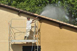 Nettoyage de vos façades région de Saint-Nazaire