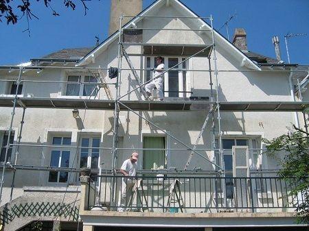 Ravalement et nettoyage de façade