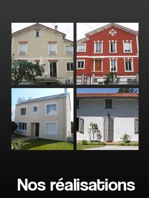 Les réalisations et photos de travaux en Loire Atlantique