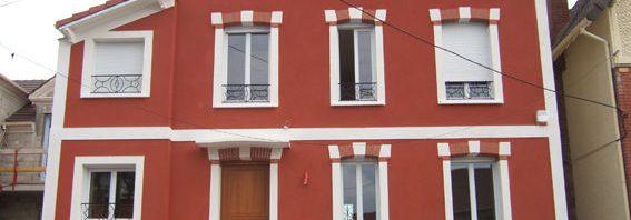 Ravalement de façade entre Nantes et Saint-Nazaire