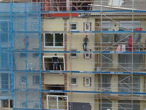Faire une rénovation, un ravalement ou un nettoyage