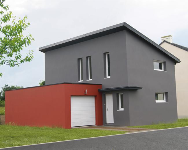 AR Peinture entreprise de ravalement de façade, travaux réalisé à guerande